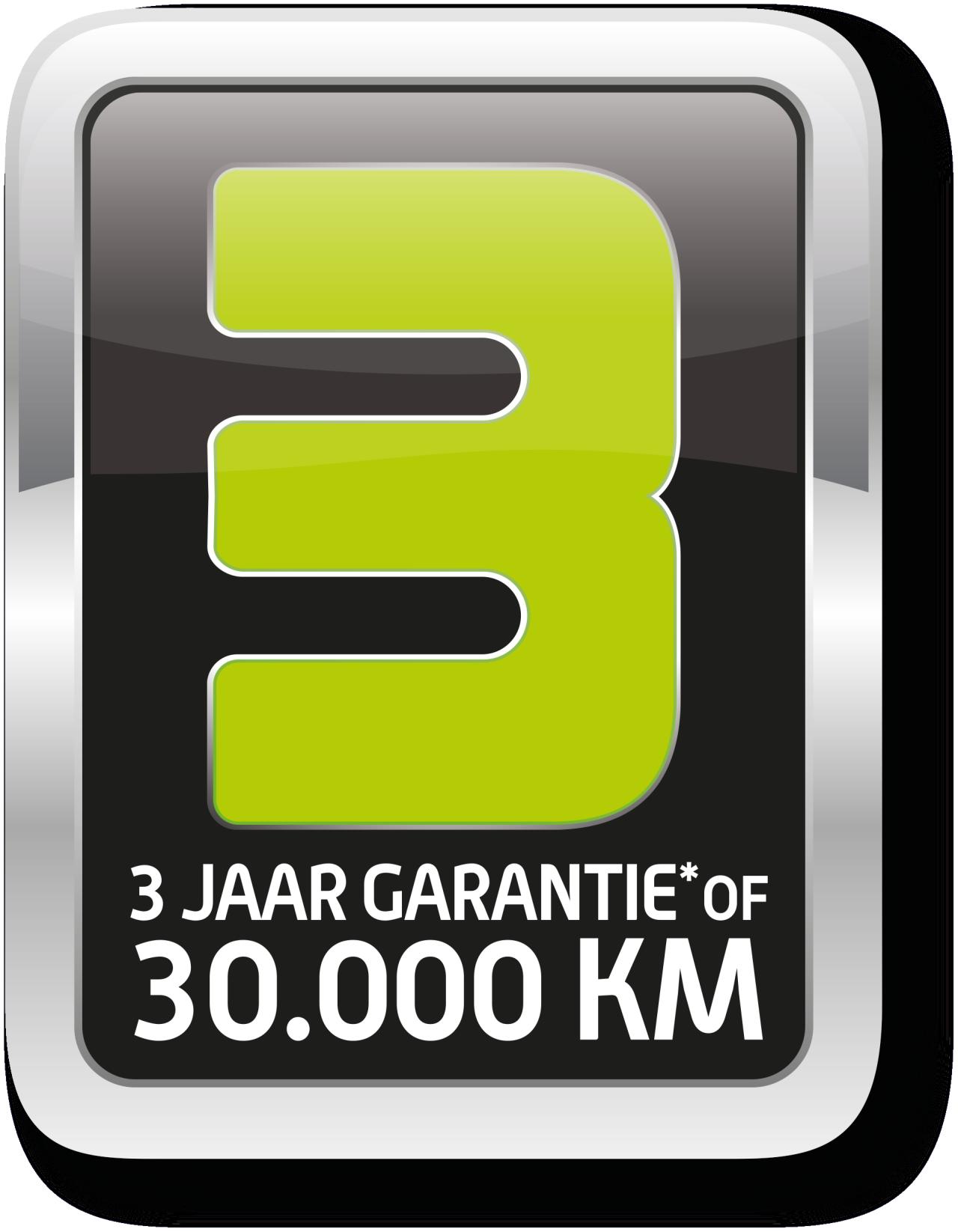 SYM garantie logo